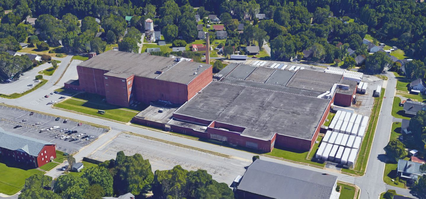 100+ year old cotton mill sells