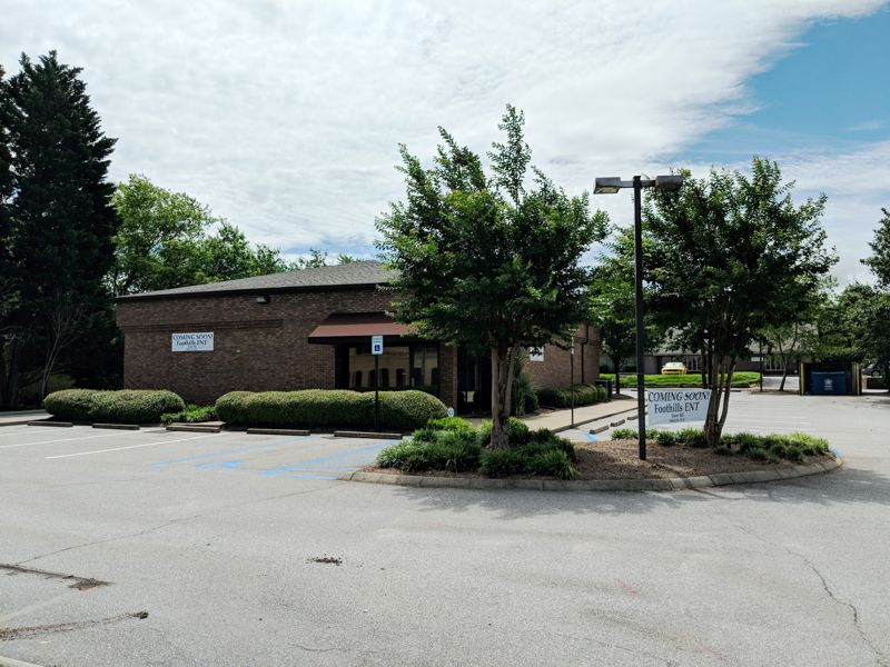 Foothills ENT to open new office at 4200 East North Street in Greenville