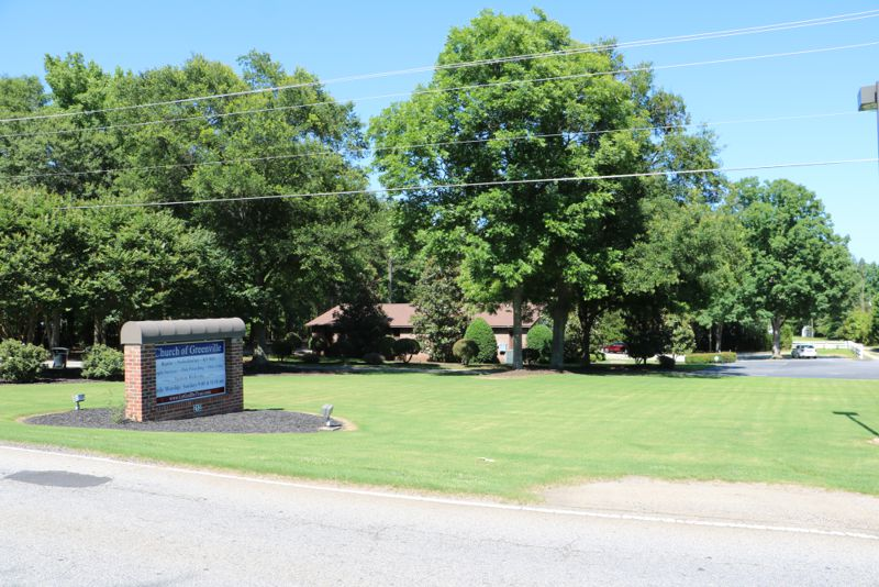 Simpsonville Church sold