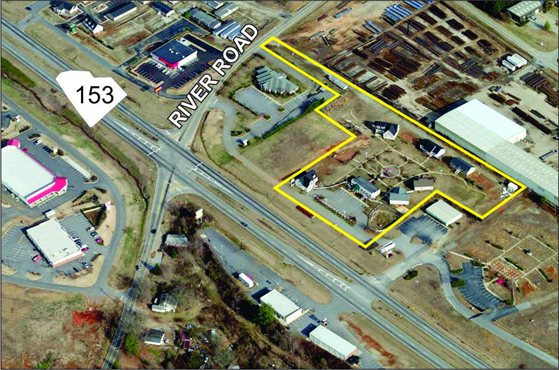 Property on Hwy 153 in Powdersville sold