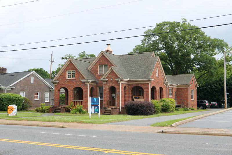Office duplex on W Poinsett Street sold