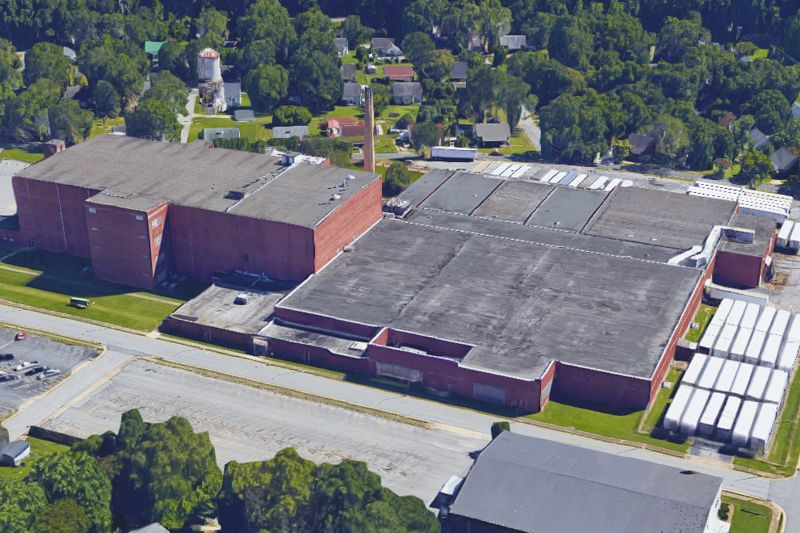 Short term warehouse space available in Greer
