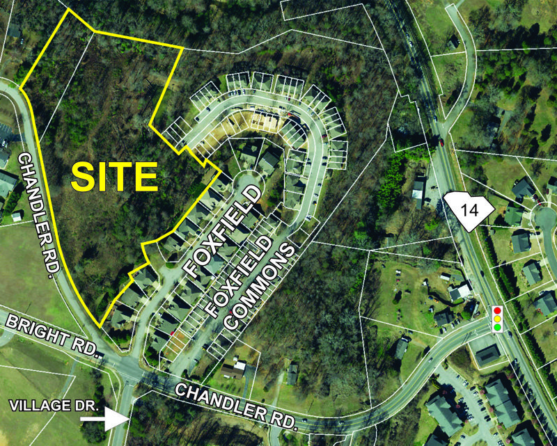 7.24 acre parcel on Chandler Road in Greer sold