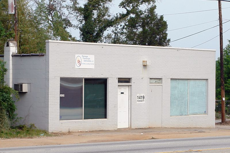 Building on Poinsett Hwy purchased