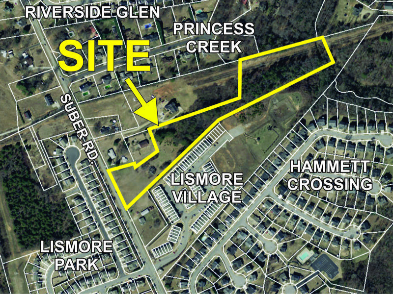 Another residential subdivision coming to Greer!