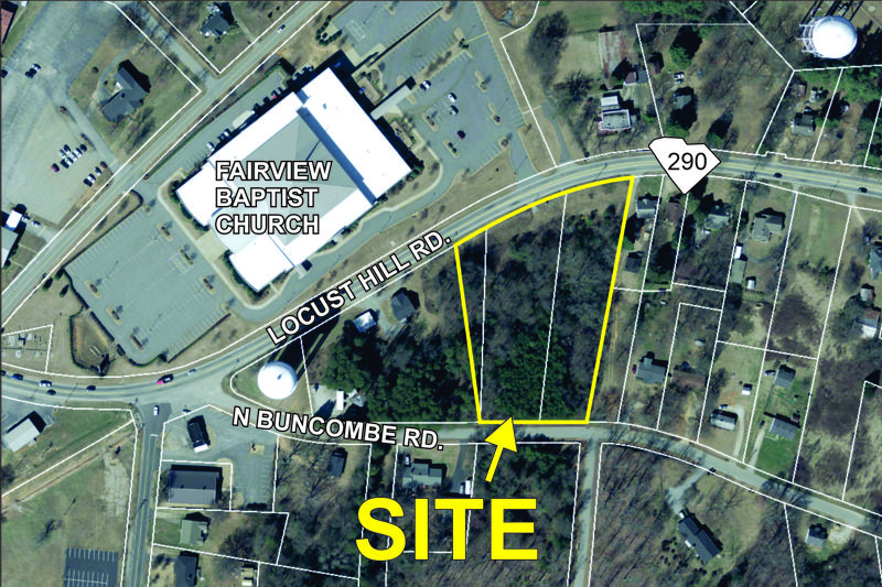 Property on Locust Hill Road sold