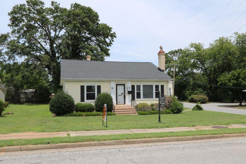 Office on Poinsett Street in Greer sold