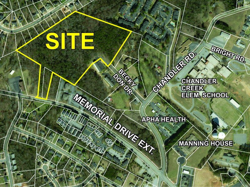 Property on Memorial Drive in Greer sold