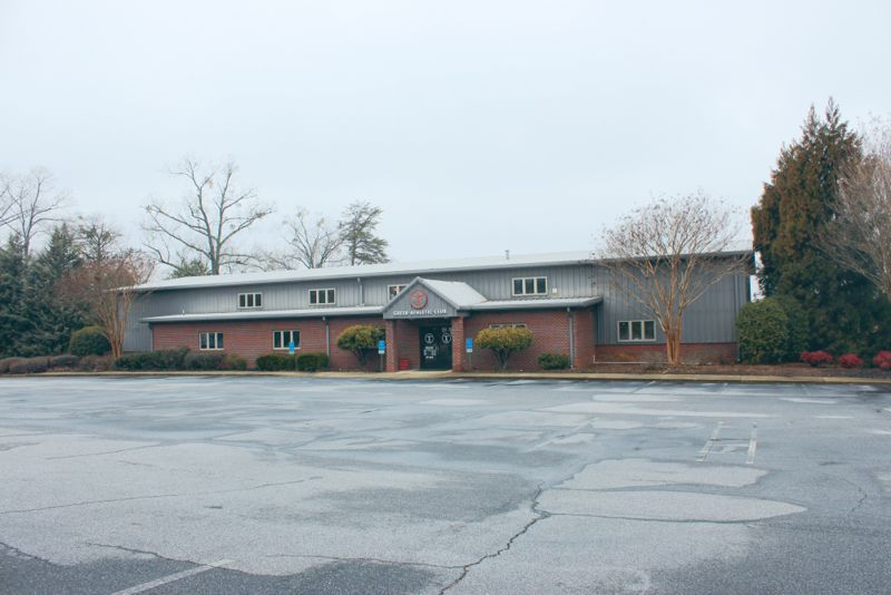 Former Greer Athletic Club building sold