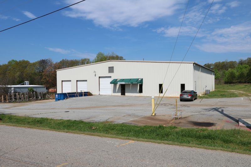 Two flex buildings on Suber Mill Road purchased