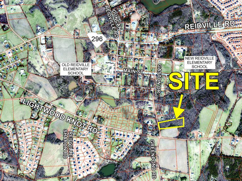 Property on Gaston Drie in Reidville Road sold
