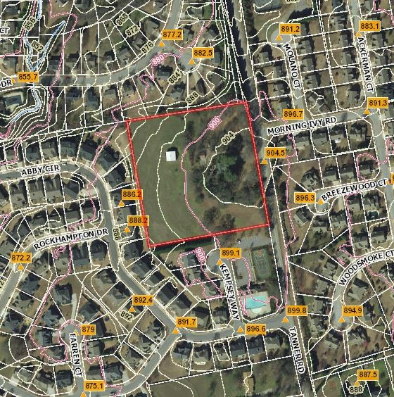 6+- acre parcel on Tanner Road in Greenville sold