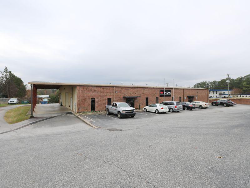 Building located at 7002 Pelham Road sold