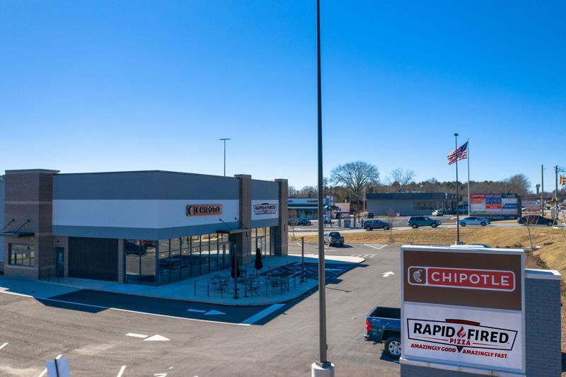 Rapid Fired Pizza to open new location in Easley