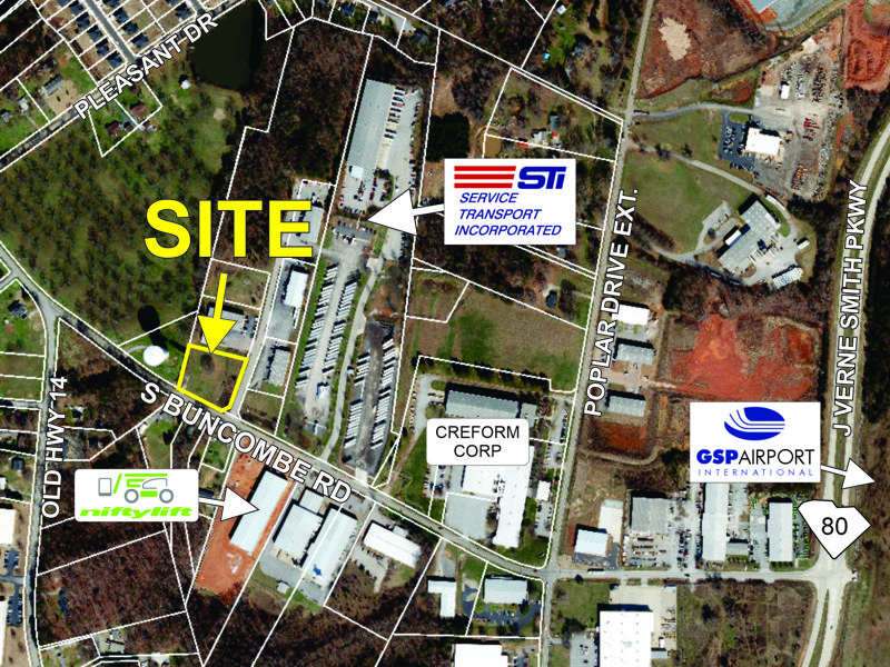Katazoom buys property in Greer for new facility