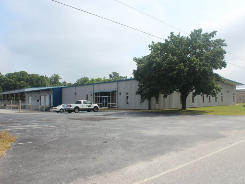 Building at 1521 S Buncombe Road sold