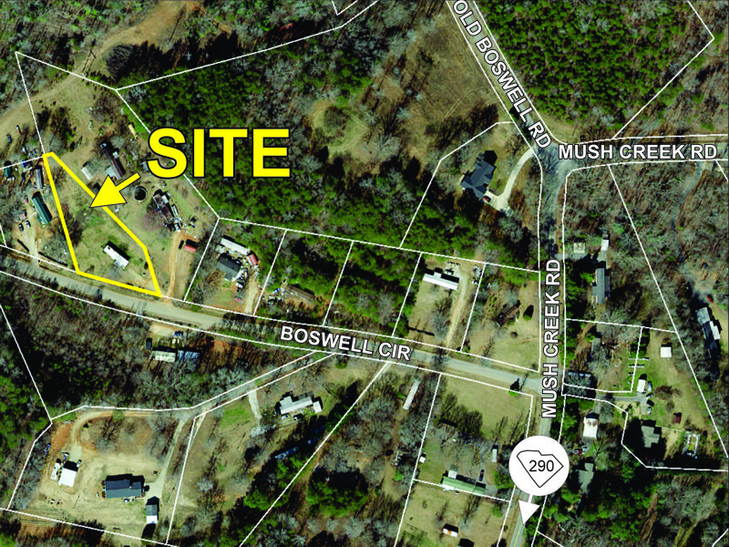 Property in Travelers Rest sold